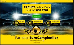 bonus efortuna 1000 ron euro 2016